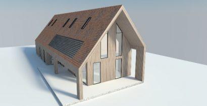 Duurzaam huis weert