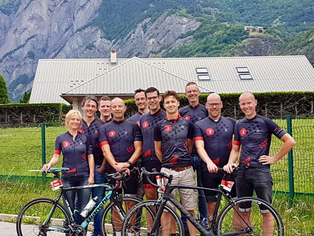 HetEnergieBureau-Team Alp d'Huzes
