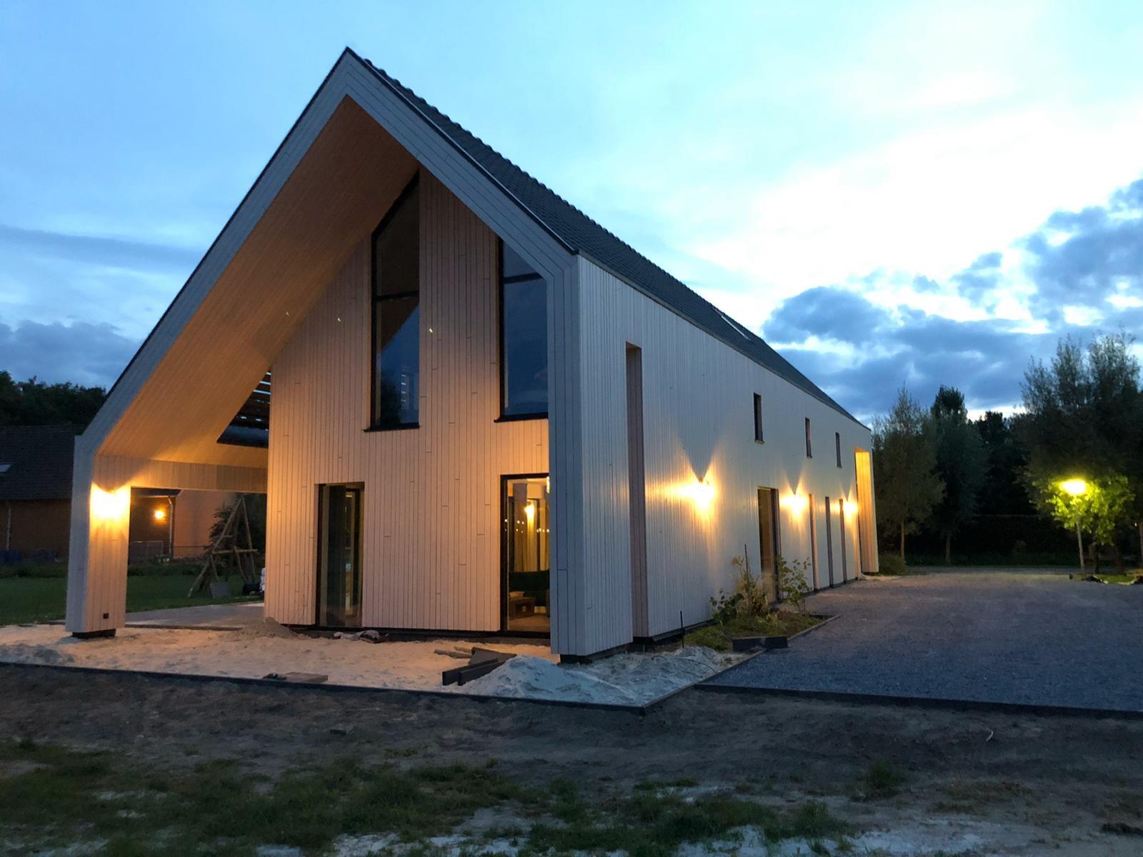 Ontwerp van twee duurzame en gezonde woningen