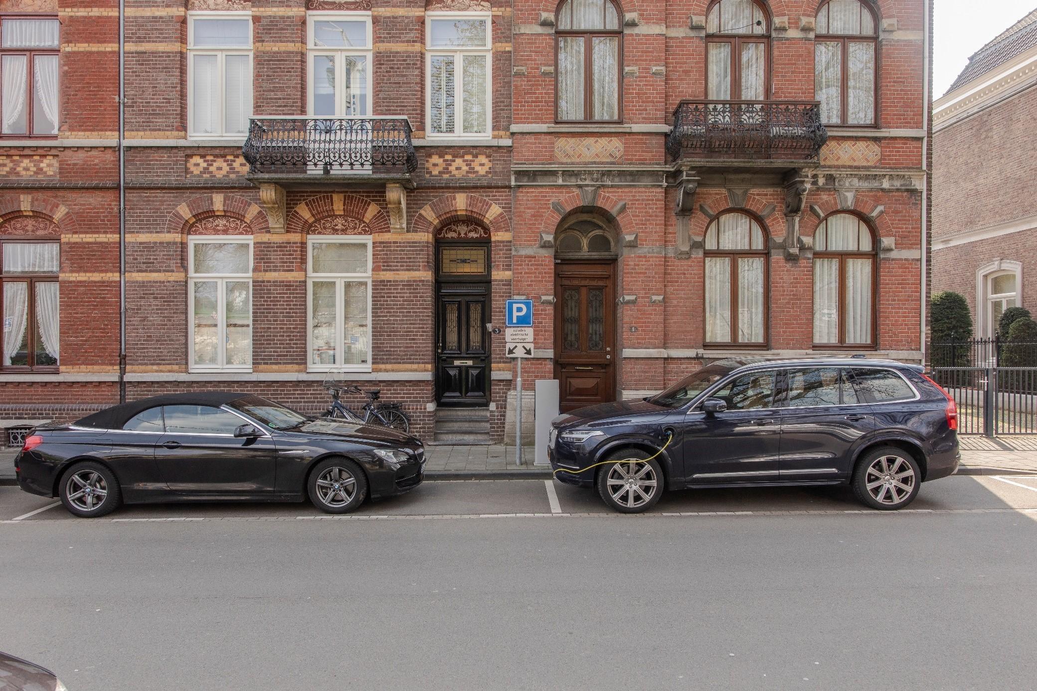 Visie en uitvoeringsplan laadinfrastructuur gemeente Maastricht